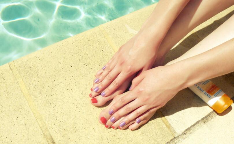 Nur qualitative Sonnencremes bieten ausreichenden Sonnenschutz
