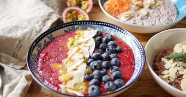 Chia Pudding für Schlank bleiben mit Snacks von Elle Republic