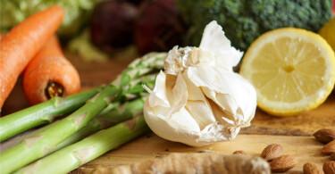 Gemüse für Detox Ernährung