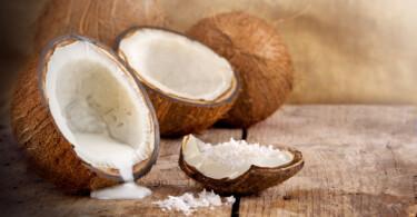 Kokosöl in der Küche und Kosmetik
