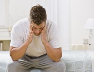 Die Folgen von schlechtem Schlaf: Man fühlt sich müde und unkonzentriert.