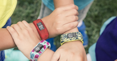 Kinder Activity-Tracker Garmin vivofit jr