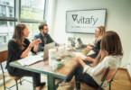 Das Team der Vitafy stellt sich vor.