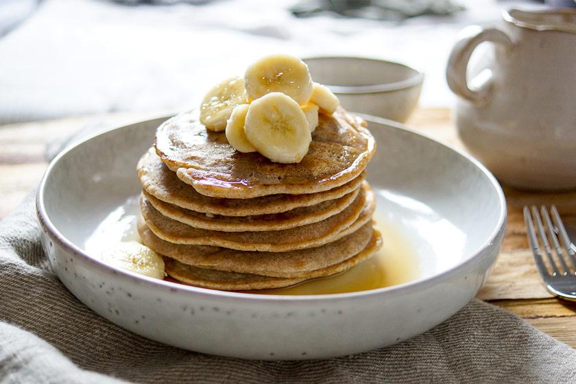 Buchweizen-Pancakes