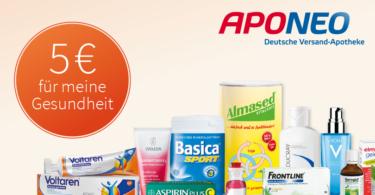 Jetzt für unseren Newsletter anmelden und 5 € Gutschein für APONEO sichern!