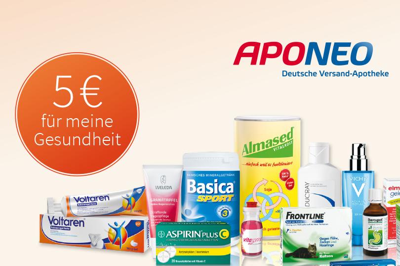 Jetzt für unseren Newsletter anmelden und 5 € Gutschein* für APONEO ...