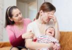 Die postpartale Depression gehört zu den häufigsten Erkrankungen im Wochenbett