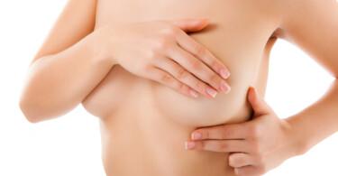 Brustkrebs-Vorsorge: Brust abtasten