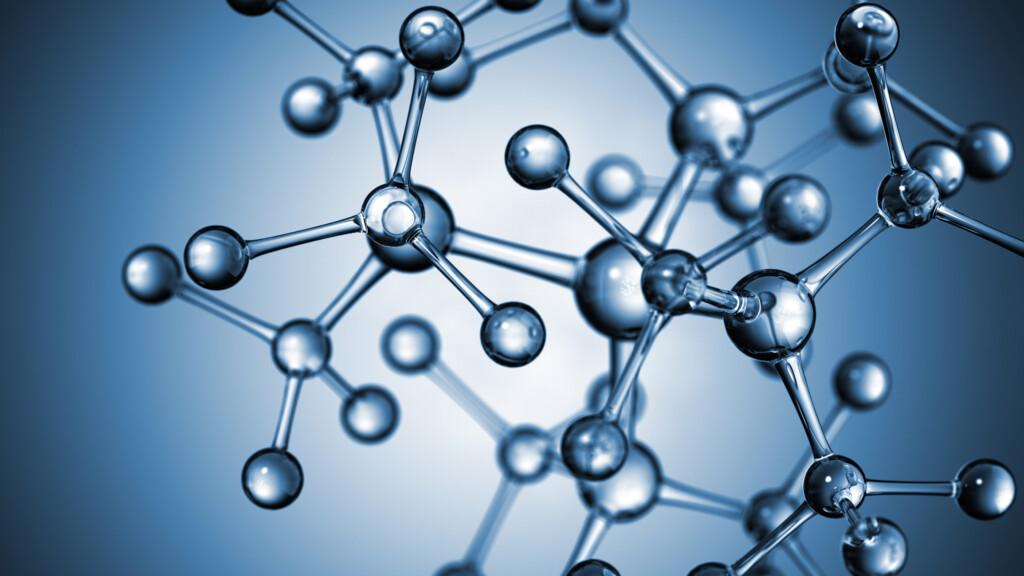 Antioxidantien Moleküle