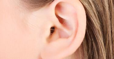 Ohr - Ohrenschmalz