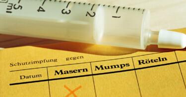 Impfpflicht Masern Mumps Röteln