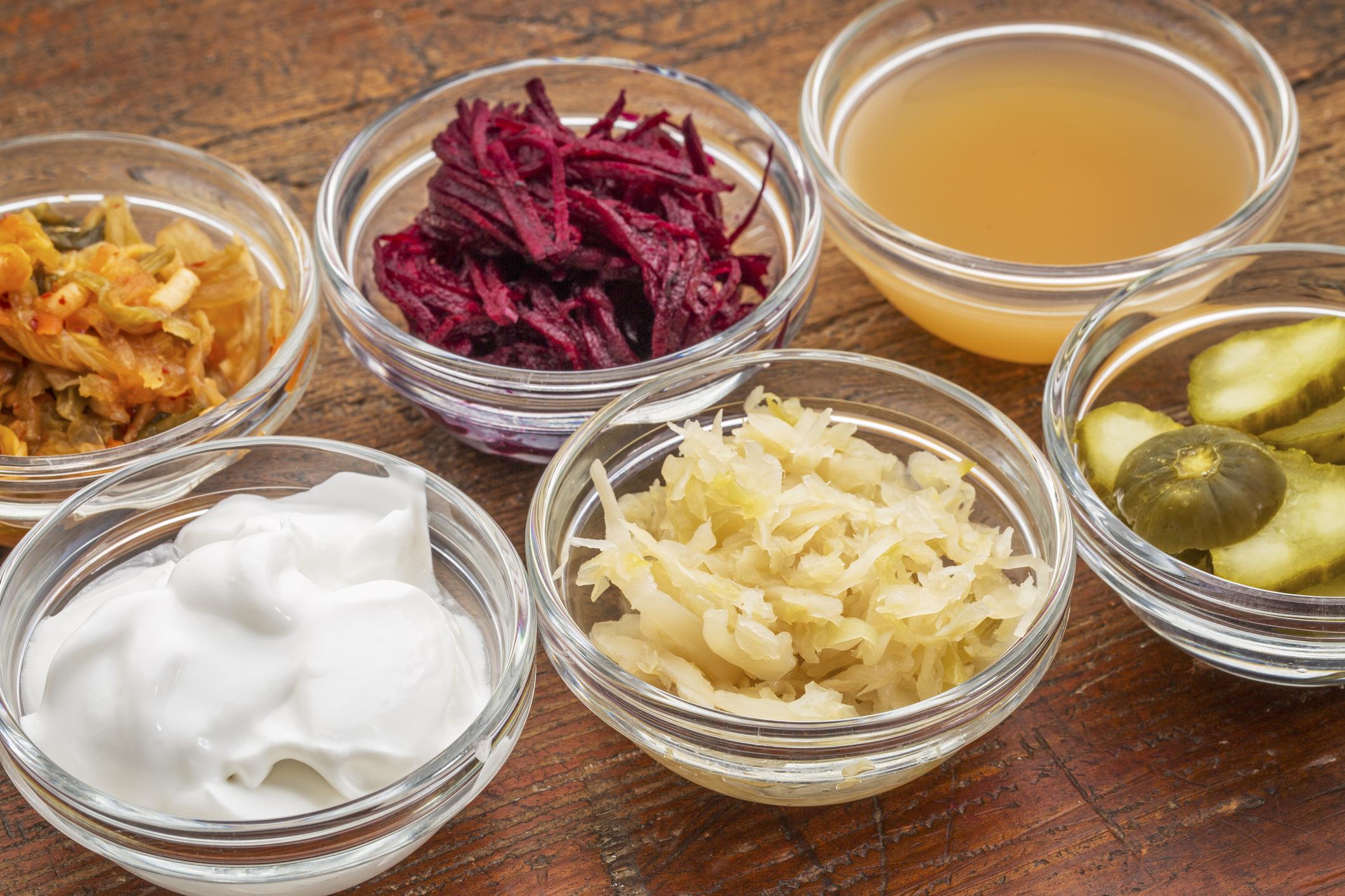 Probiotika Lebensmittel Verdauung