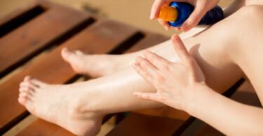 after sun produkte tipps zur hautpflege sonne