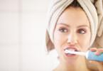 elektrische Zahnbürsten Innovation Zahnpflege