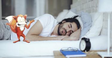 Medizinfuchs Mythen lange schlafen ungesund