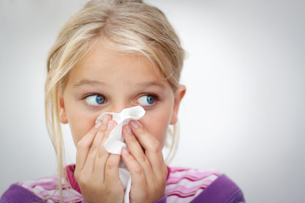 Immunsystem bei Kindern stärken