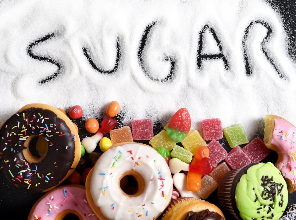 Zucker schädlich
