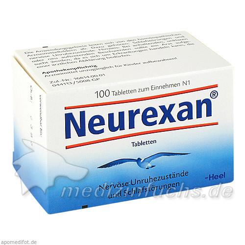 Platz 4 neurexan