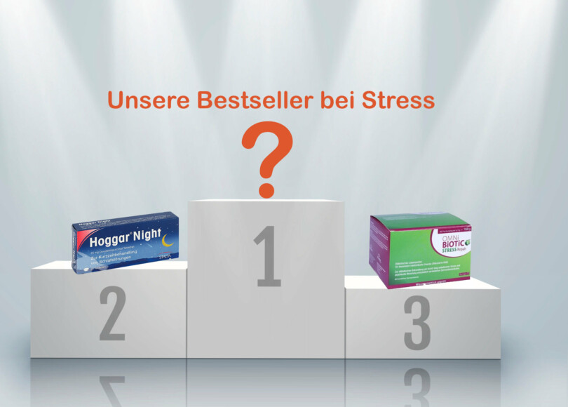 Top Produkte bei Stress und innerer Unruhe