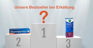 Top Produkte bei Erkältung & grippalen Infekten