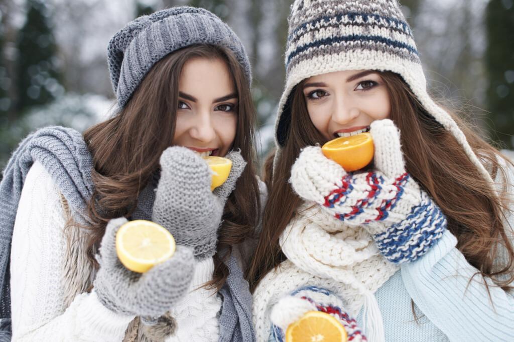 Vitamine Erkältung Immunsystem