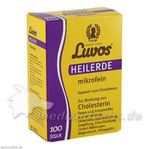 Top Produkte Platz 4 Luvos Heilerde mikrofein Kapseln