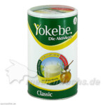 Top Produkte Platz 6 Yokebe Classic Pulver
