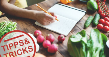 Gesund abnehmen Tipps & Tricks Monatstrend