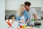 Medizinfuchs Mythen Liebe geht durch den Magen