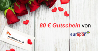 Valentinstag Gewinnspiel eurapon