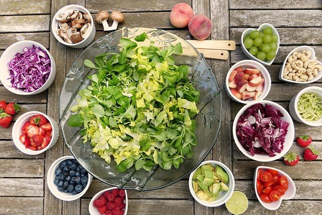 Lebensmittel, Tipps für gesunde Zutaten im Essen