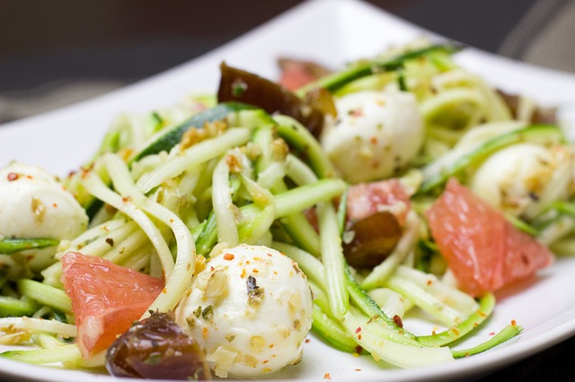 zucchini-nudeln, Zoodles
