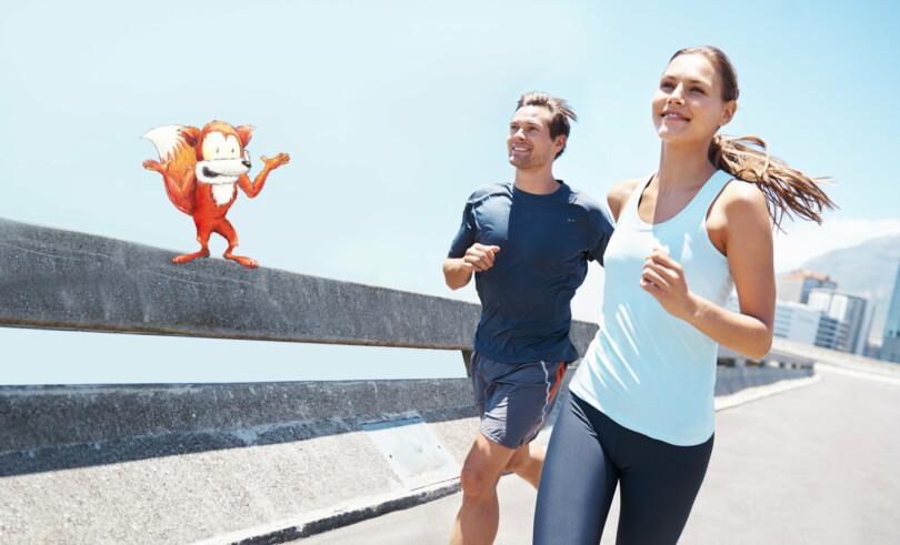 medizinfuchs Mythen Sport bei Muskelkater
