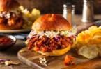 Jackfruit vegetarisches Pulled Pork Fleischersatz