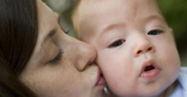 Geburtsmal Mama Baby Liebe