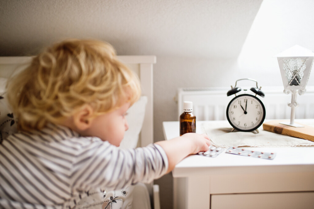 Richtlinien Medikamente Kindersicher