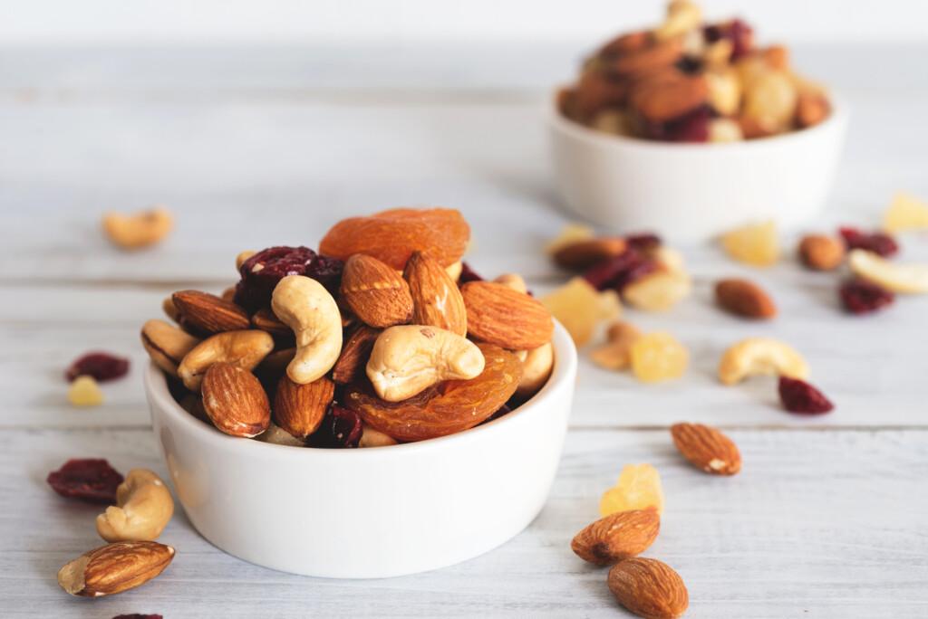 Nüsse – Warum Walnuss, Cashew und Mandeln so gesund sind