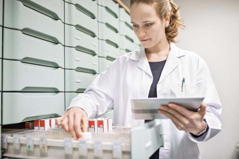 Fälschungsschutz für Arzneimittel