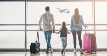 Mit Kindern fliegen