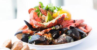 Pescetarier – Ernährung ohne Fleisch aber mit Fisch und Gemüse