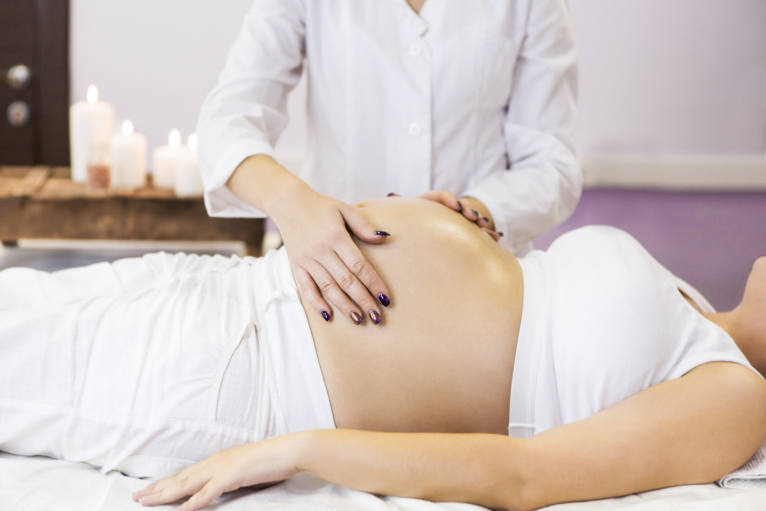 Mutterpass beim Frauenarzt