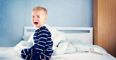 Wenn Kinder nicht schlafen wollen