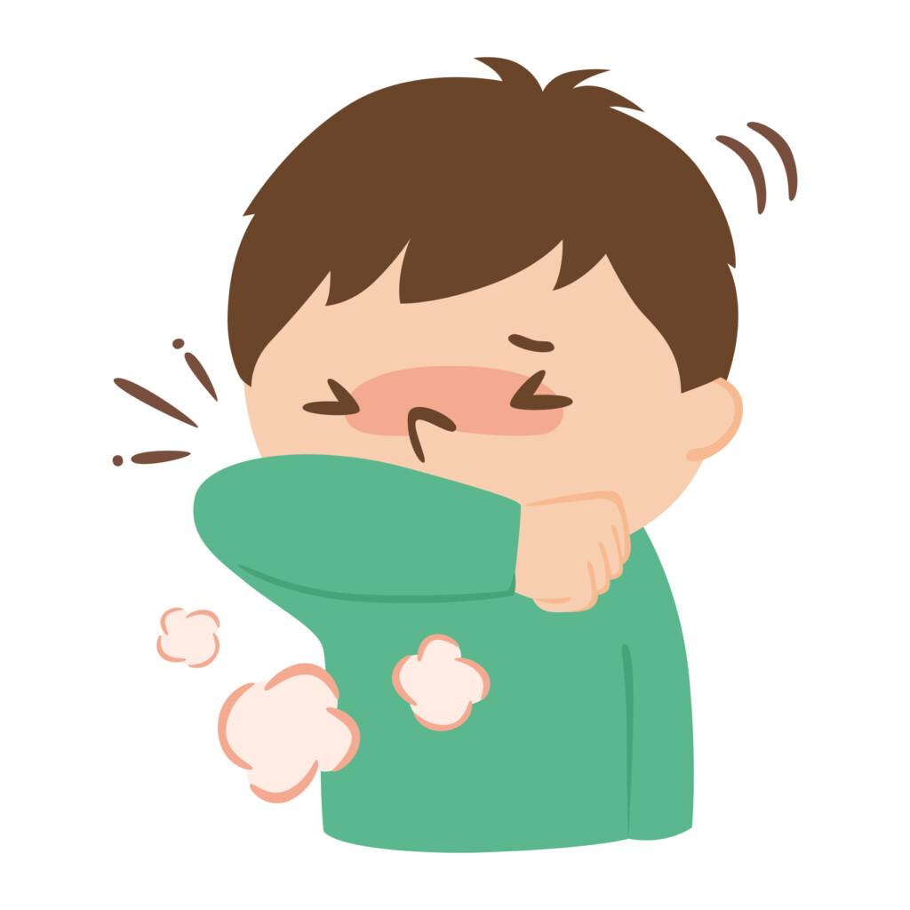 Heuschnupfen bei Kindern - Niesendes Kind