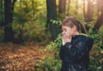 Heuschnupfen bei Kindern - Kind mit Heuschnupfen