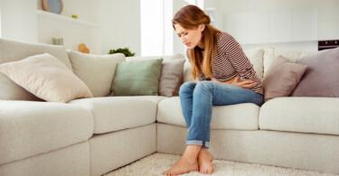 Hilfe bei Periodenschmerzen
