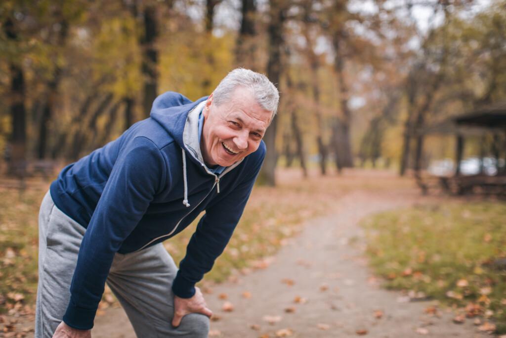 Regelmäßig bewegen, um Erschöpfung und Müdigkeit zu bekämpfen