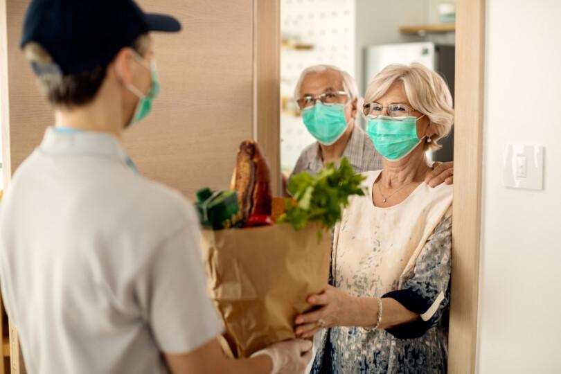 Corona - Hilfe und Beistand für Senioren
