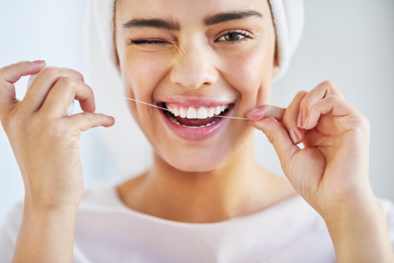 Zahnfleischentzündung - Reinigung ist das A und O