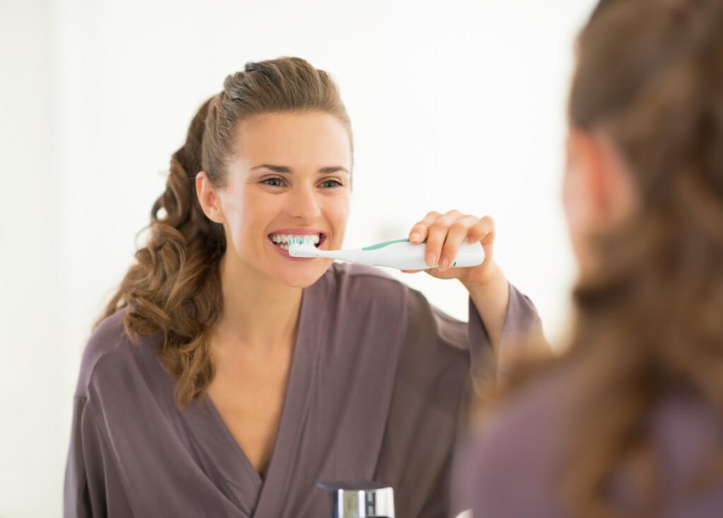 Mundduschen können das Zähneputzen nicht ersetzen