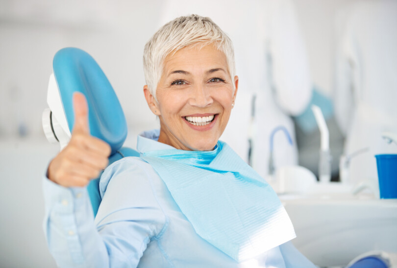 Munddusche - Ergänzung für eine gründliche Zahnreinigung